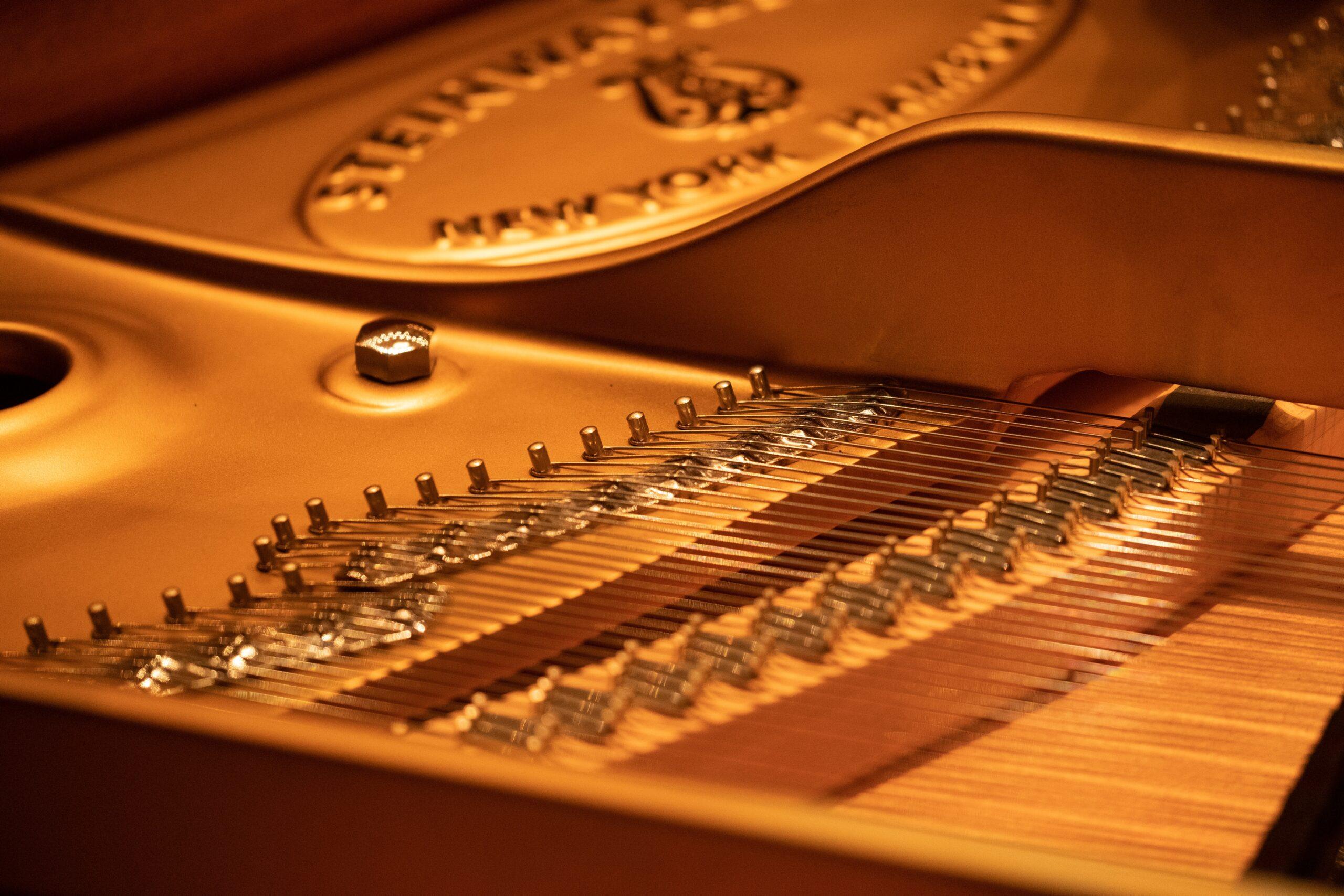 【ピアノフリー音源素材】内部奏法などの特殊奏法音源