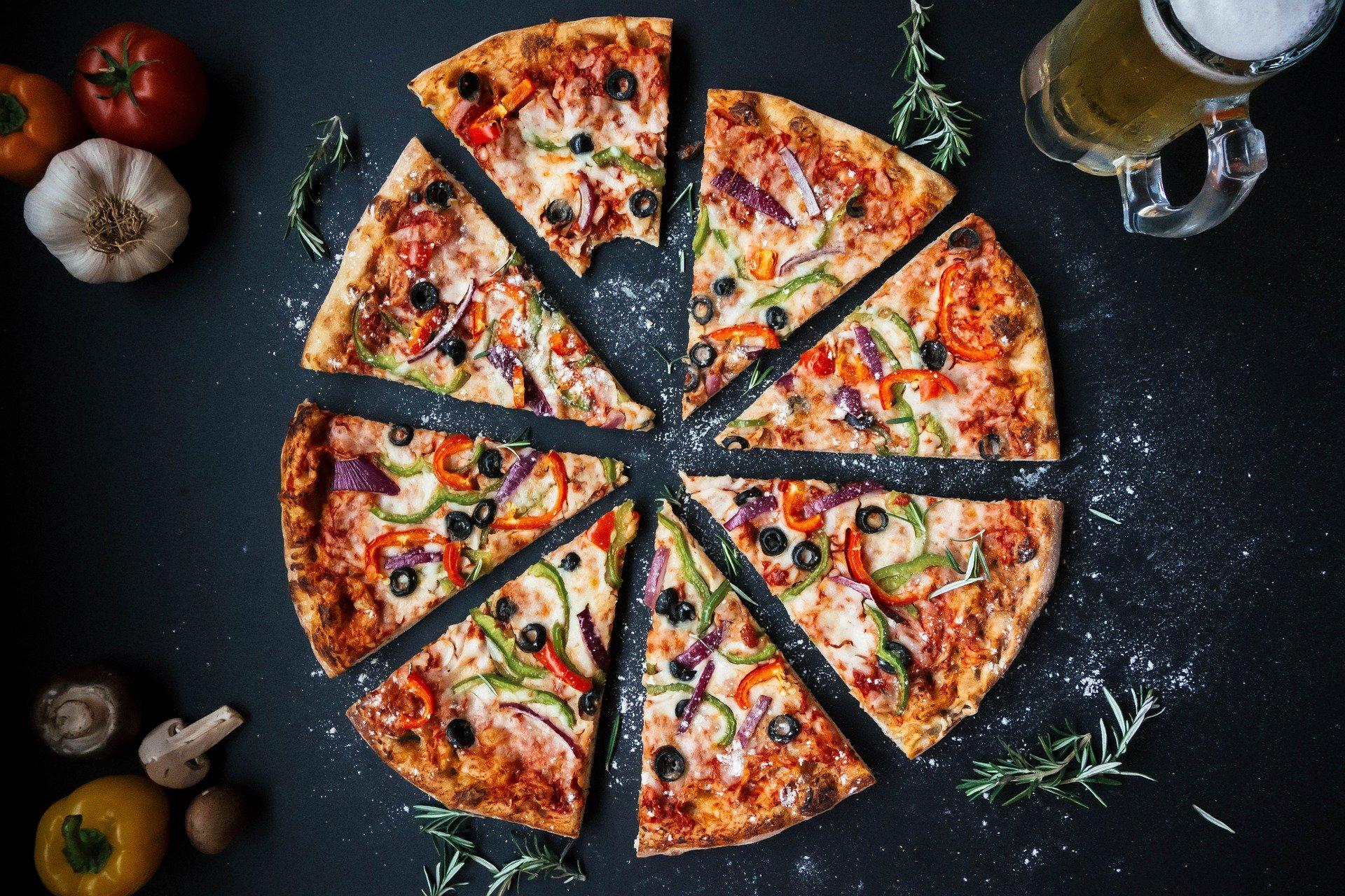 ブエノスアイレス観光 超老舗のピザ屋「ゲリン」