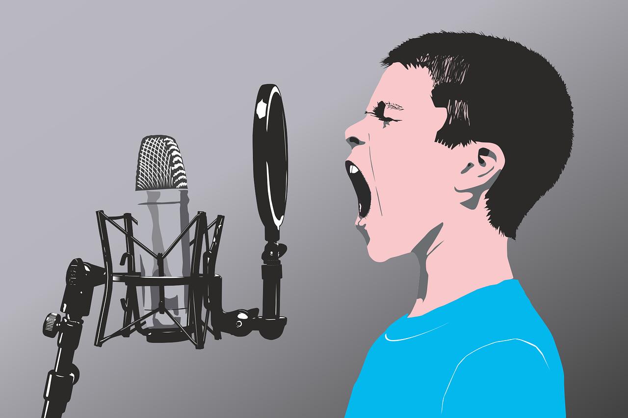 音響チャンレンジ:24日目【ポッドキャストやボーカル録音】マイクの使い方