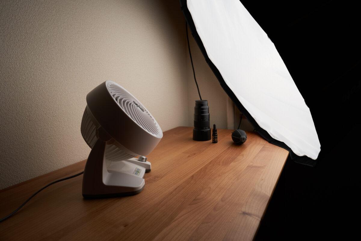 NiceFoto LEDΦ90cm ソフトボックス レビュー&テスト